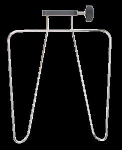 A108-Wire-Storage-Rack-IV-Pole-Mount