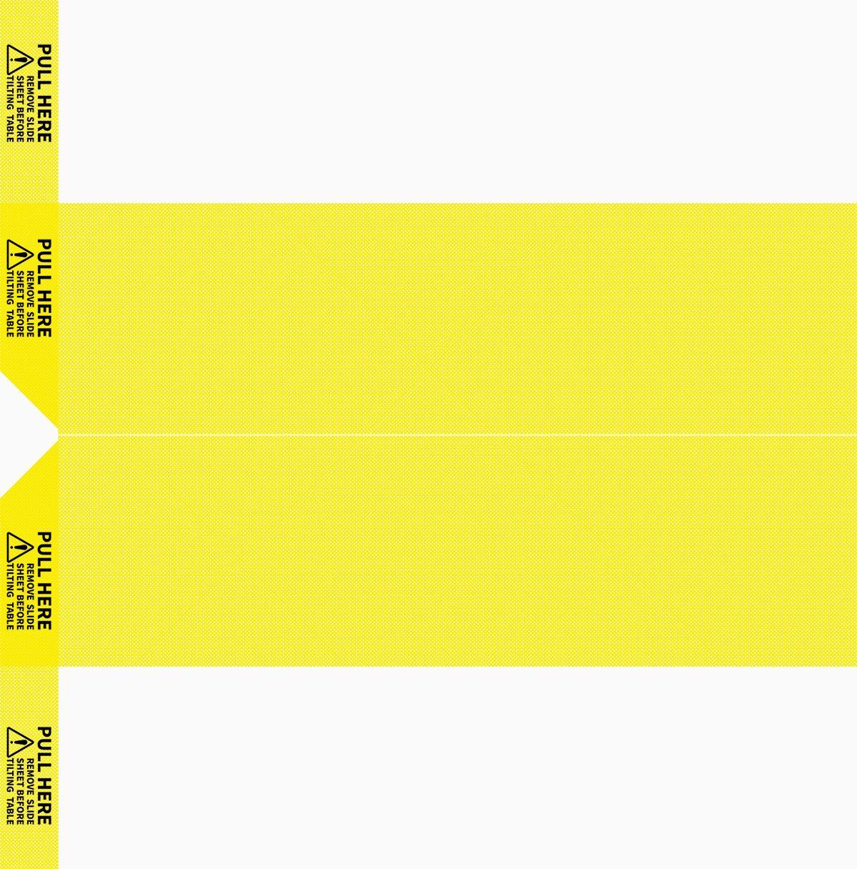 BackSaver Slidesheet for easy Trendelenburg Positioning