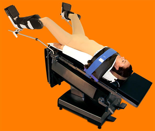 HotDog Patient Warming Trendelenburg Position with WaffleGrip, U300 Patient Warming Mattress and B500 Patient Warming Blanket