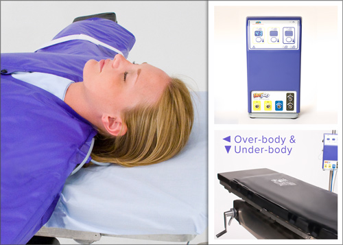 Over-body and Under-body Patient Warming System