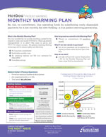 Monthly Warming Plan