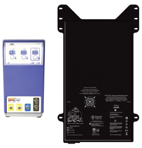 WC57 HotDog Controller and U300 Underbody Warming Mattress