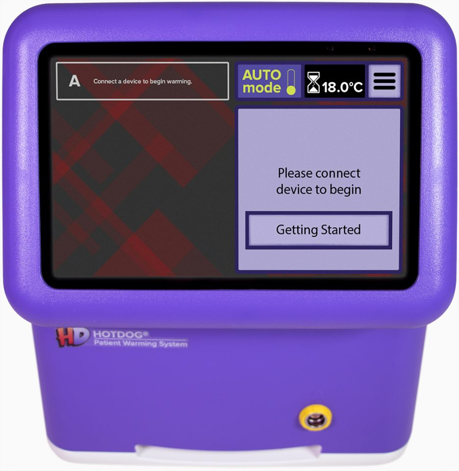 HotDog Patient Warming WC71 Temperature Management Controller - Single Port Interface