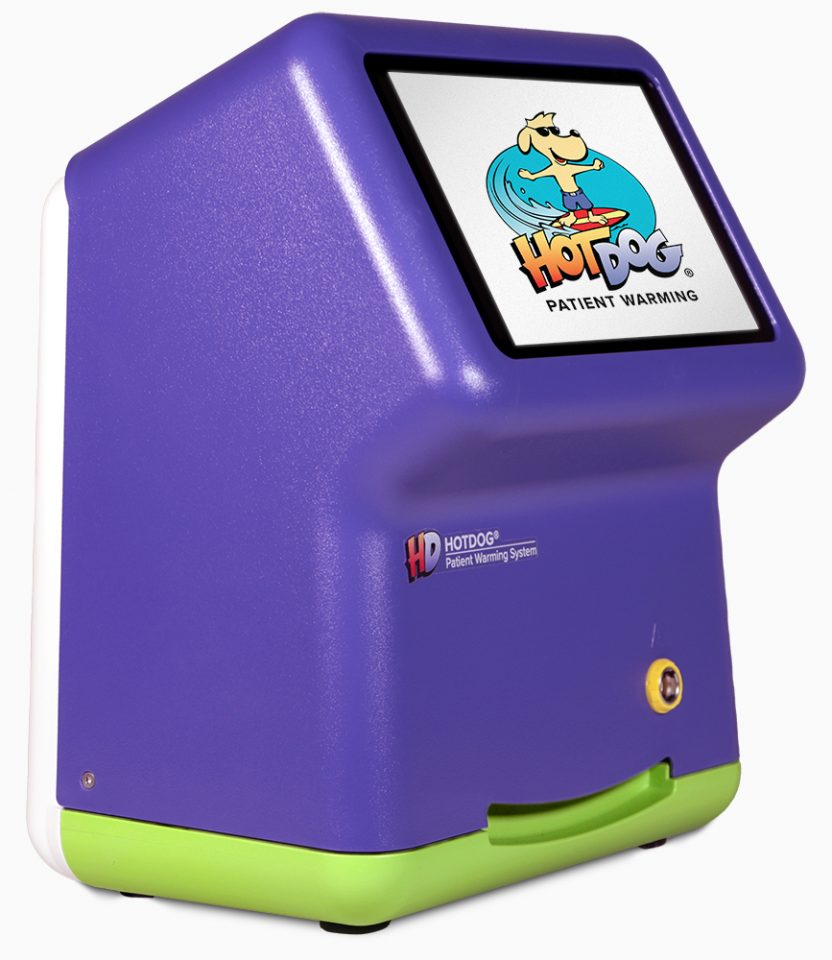 HotDog Patient Warming WC77 Temperature Management Controller