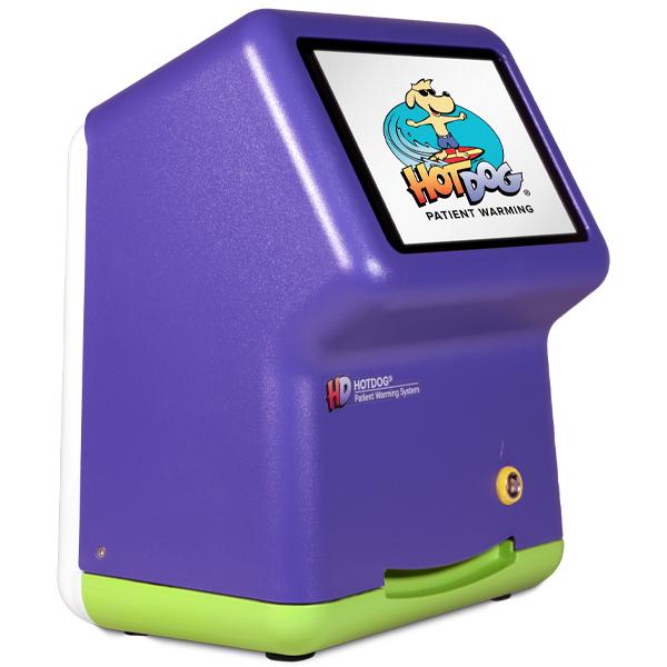 Patient warming products: HotDog WC77 Multiport Temperature Management Controller