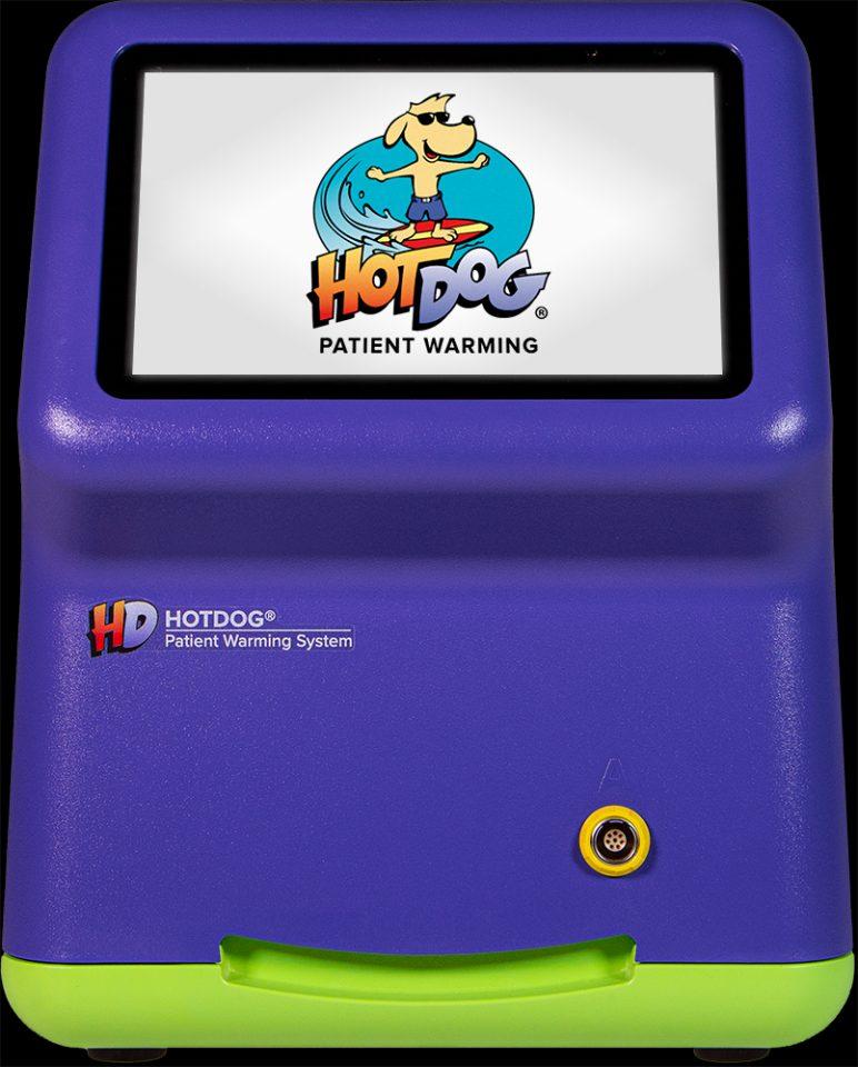 HotDog Patient Warming System WC77 Temperature Management Controller - Multiport