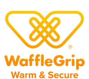 WaffleGrip Logo Warm & Secure