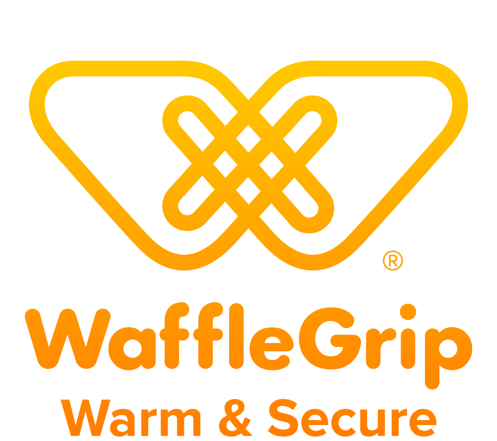 WaffleGrip Warm & Secure Logo