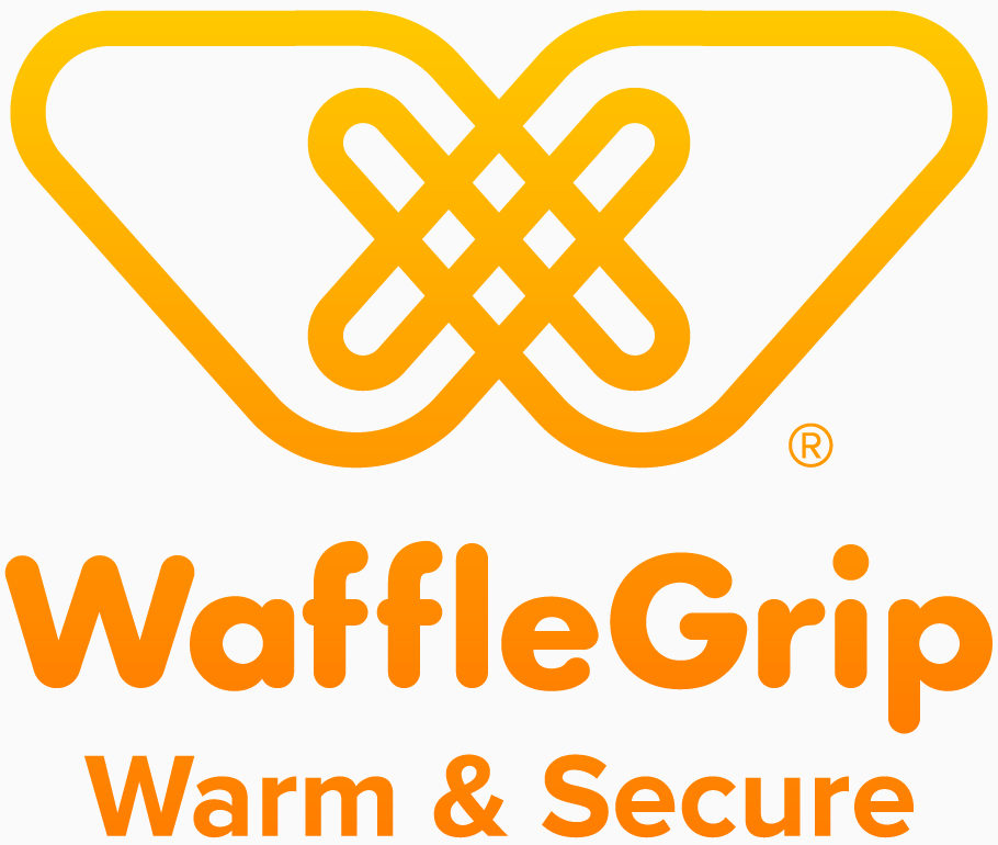 WaffleGrip Logo Warm and Secure